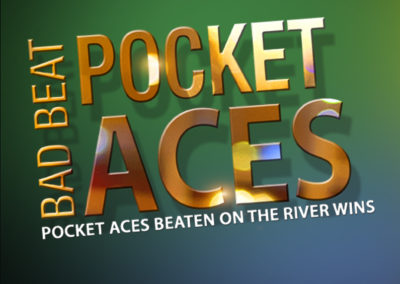 Bad Beat Pocket Aces