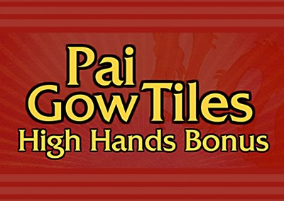 Pai Gow Tiles High Hand Bonus
