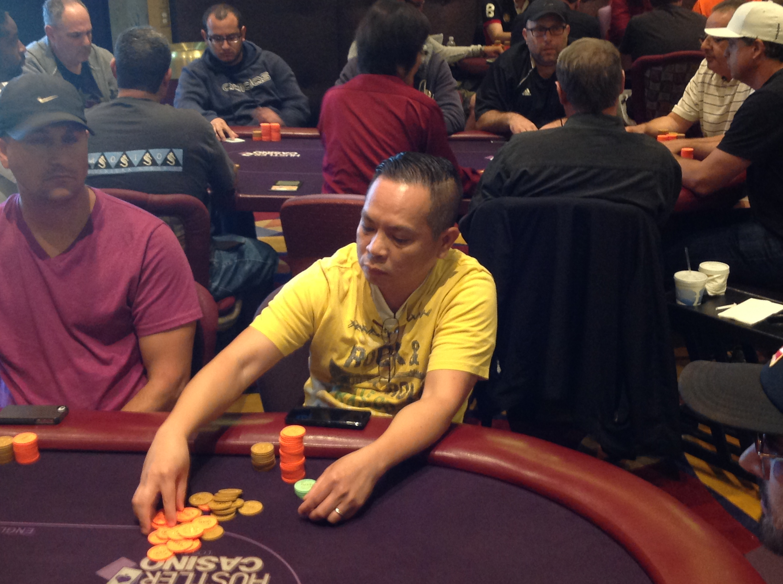 Second Crop of Day 2 Notables From Event #2