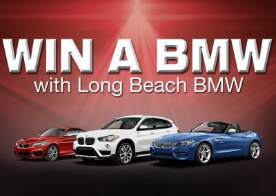 BMW Car Giveaway