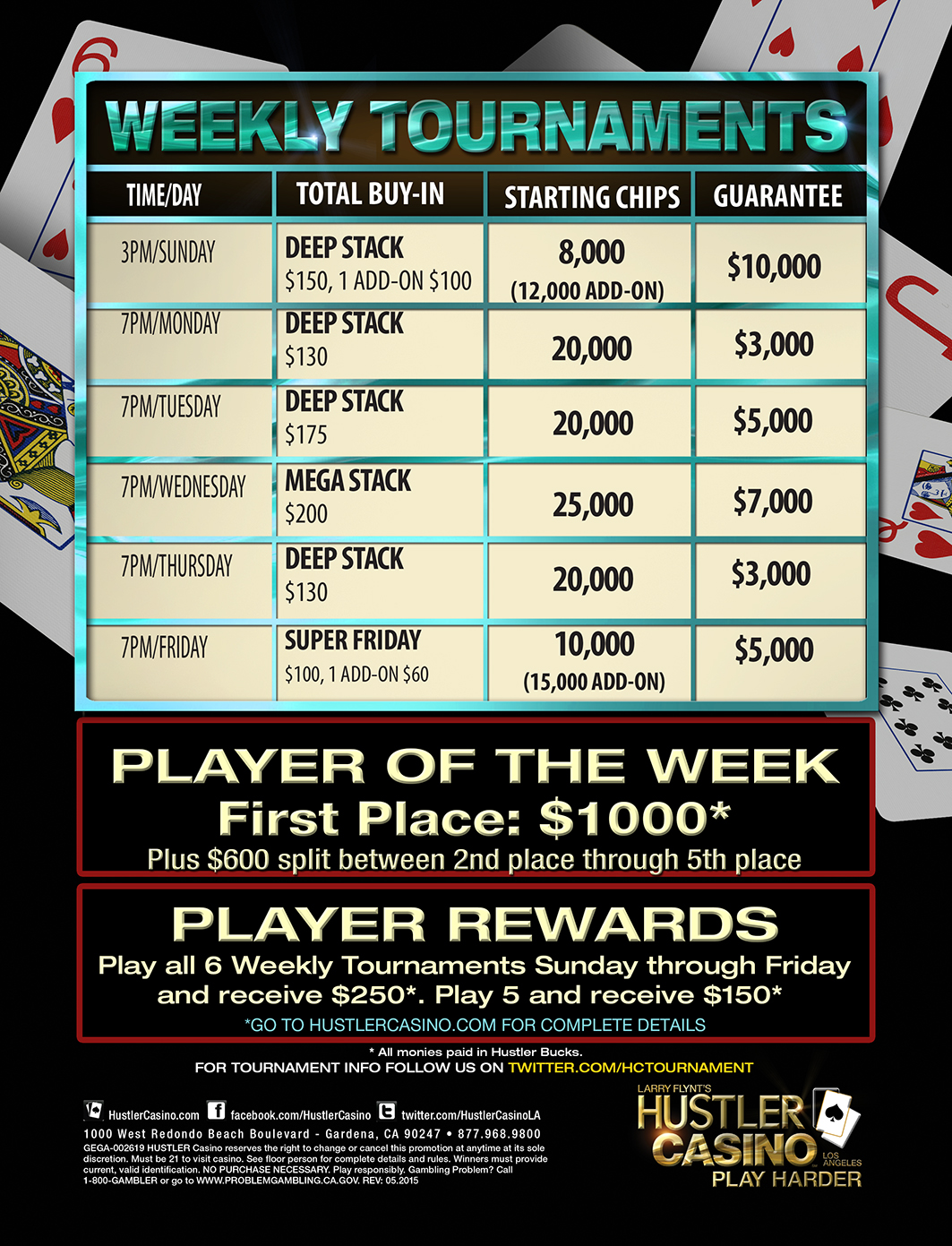 Top 10 internet gambling sites