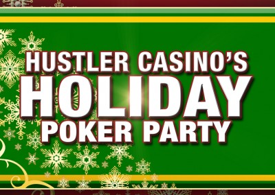 Holiday Poker Party
