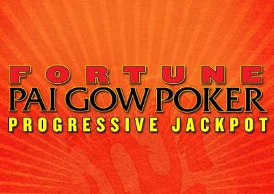 Fortune Pai Gow Progressive