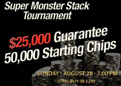 Monster Stack Tournament