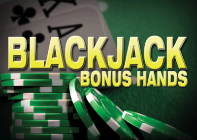 Blackjack Bonus Hands