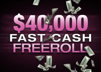 Fast Cash Freeroll