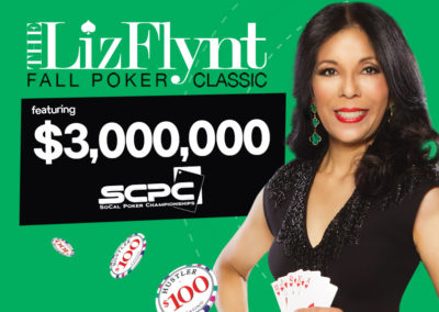Liz Flynt Fall Poker Classic 2016