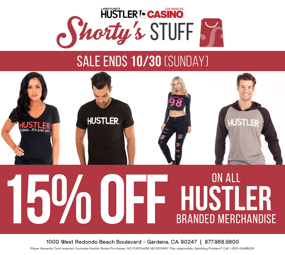 Hustler gift store