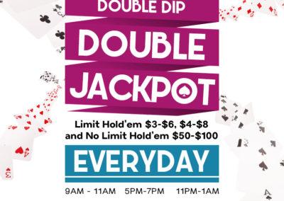 Double Dip Double Jackpot Poker
