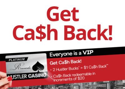 Get Ca$h Back!