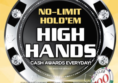 No-Limit Hold'em High Hands