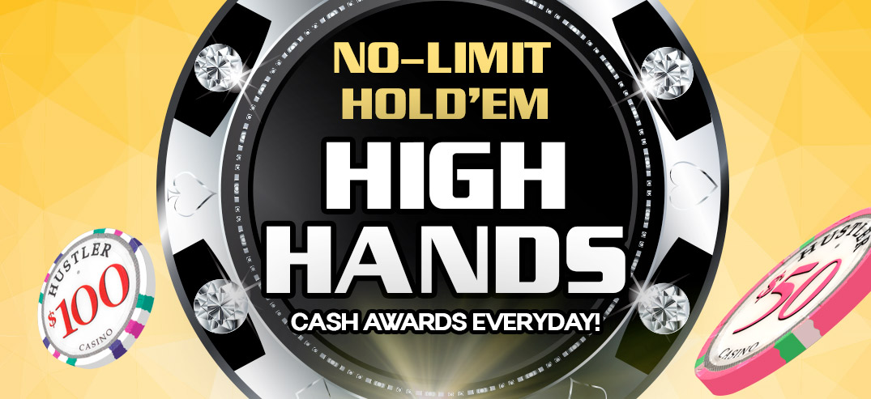 Casino no limit hold em rules