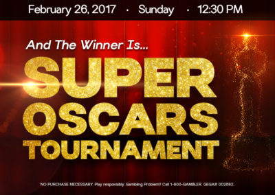 Super Oscars Tournament