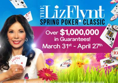 The Liz Flynt Spring Poker Classic '17