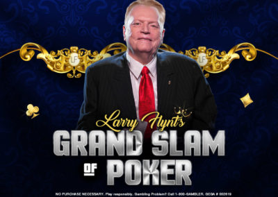 Larry Flynt's Grand Slam of Poker 2018
