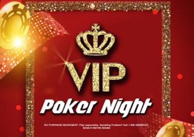 VIP Poker Night