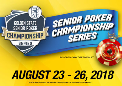 Senior Poker Championship Series