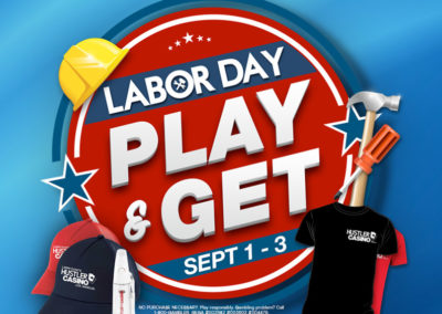 Labor Day Play & Get