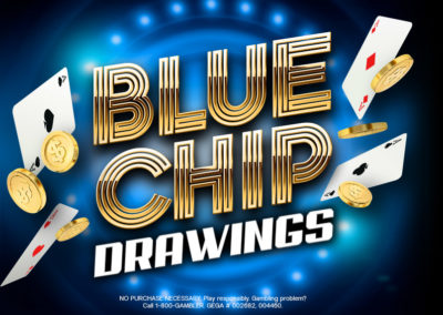 Blue Chip Drawings