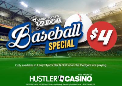 Baseball Specials