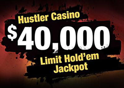 $40,000 Jackpot