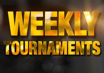 Weekly Poker Tournaments