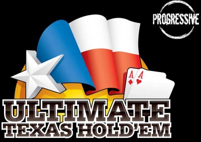 Ultimate Texas Hold'Em Progressive