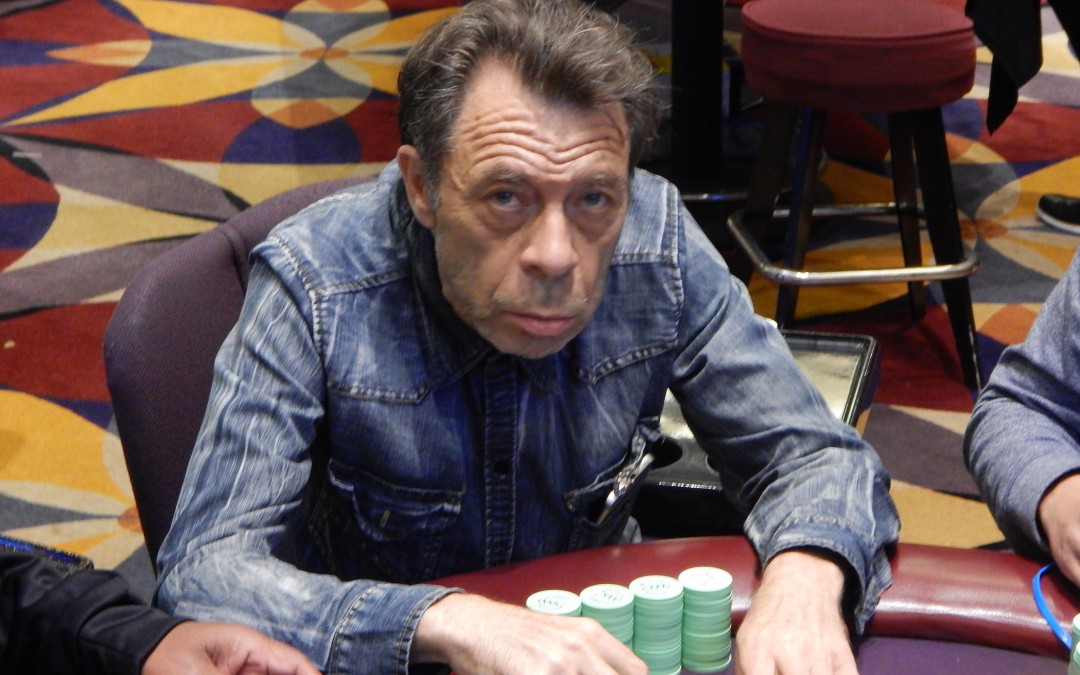 Victor Kruglov Eliminated in 7th Place ($7,700)
