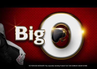 Big O (Omaha) Poker