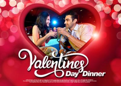 Valentine's Day Dinner for 2