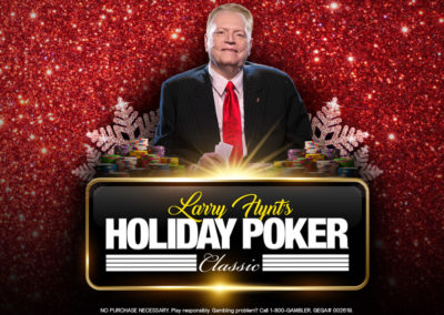 Larry Flynt's Holiday Poker Classic