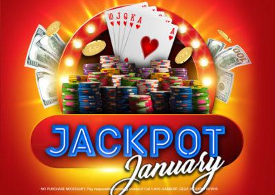 Jackpot January