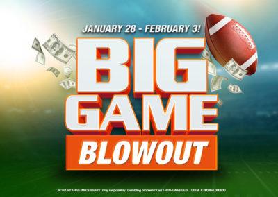 Big Game Blowout