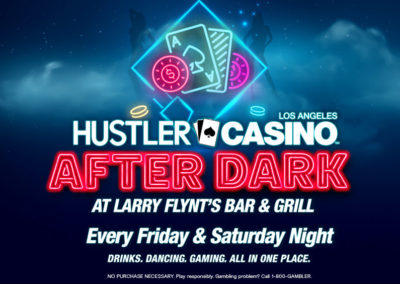 HUSTLER Casino After Dark