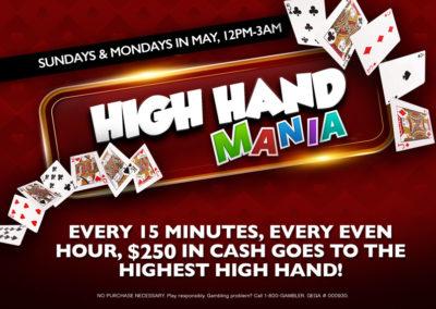High Hand Mania