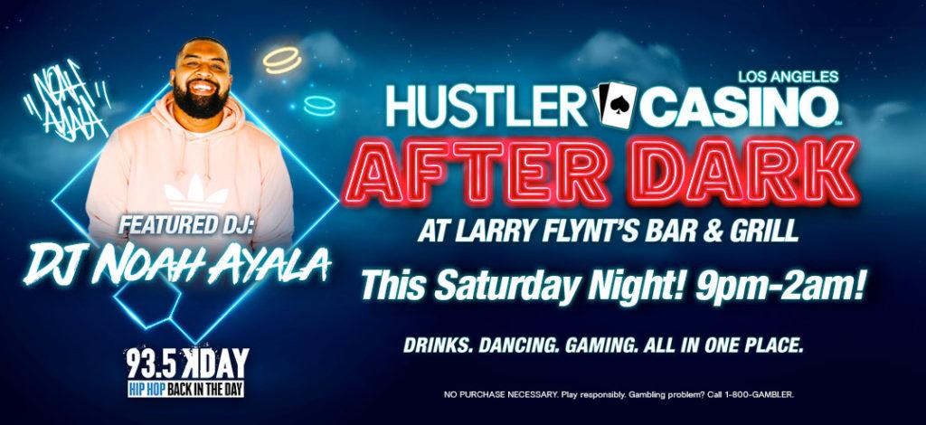 Hustler After Dark