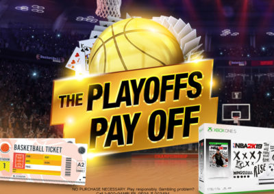 The Playoffs Payoff Basketball