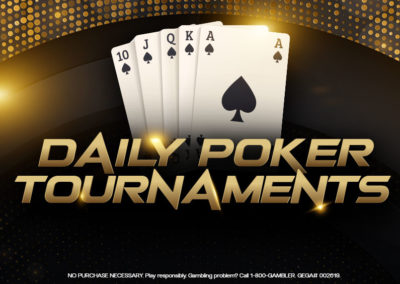 Daily Poker Tournaments