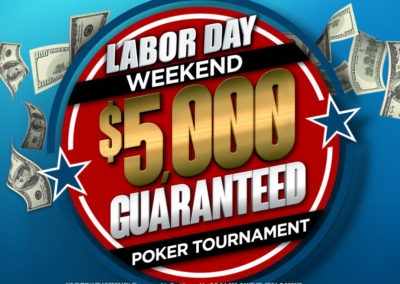 Labor Day Weekend Tournament