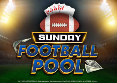 Sunday Football Pool