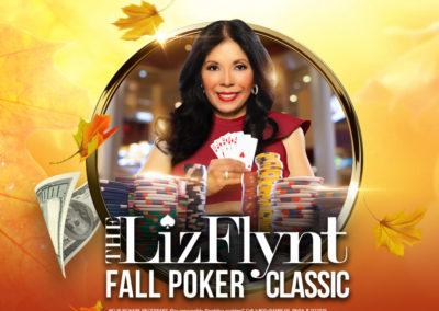 Liz Flynt Fall Poker Classic 2019