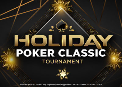 Holiday Poker Classic Tournament