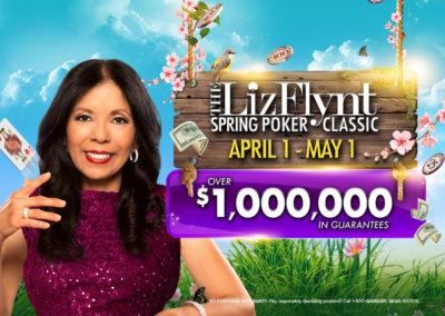 Liz Flynt Spring Poker Classic 2020