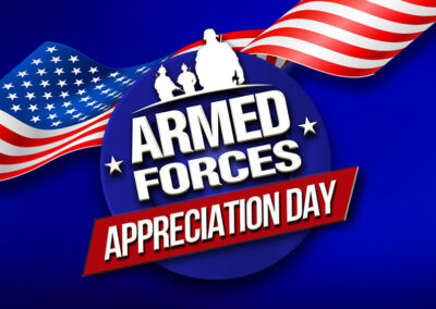 Armed Forces Appreciation Day