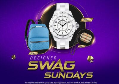 Designer Swag Sundays