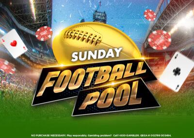 Sunday Football Pool
