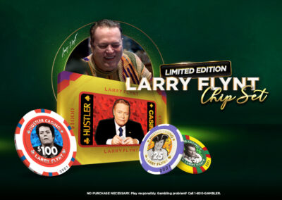Larry Flynt Limited Edition Chip Set